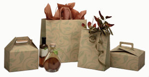 Green Gardens Collection Bags and Boxes