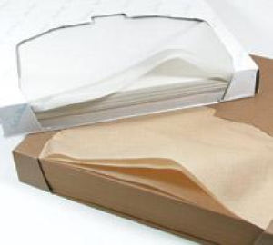 Menu Tissue Paper
