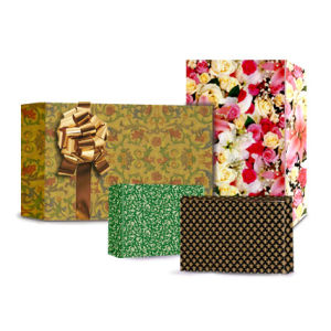 Florentine's; Floral's; Fruit's & Tapestries Giftwrap 1
