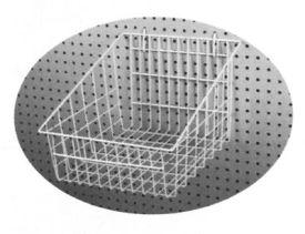 Baskets; Brackets;Double Hooks