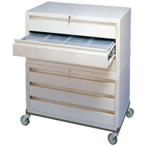 Mobile Storage Drawer Caddy