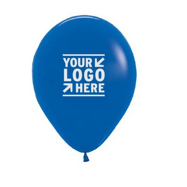 standard size balloons